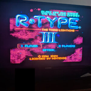 R-Type III - Super Nintendo